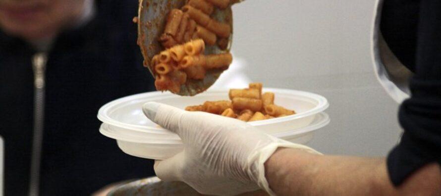 Cinque milioni emezzo di italiani sono sotto alimentati