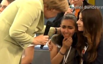 "La piccola Reem ""Cara Frau Merkel ecco la mia storia di fughe e ospedali"""