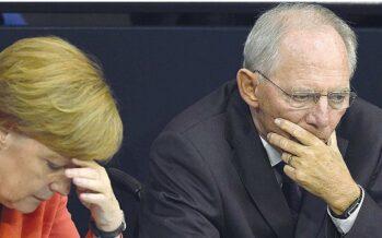 L'offensiva di Schäuble per limitare la Commissione «Adesso ha troppi poteri»