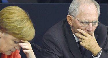 Il Bundestag dice sì agli aiuti per la Grecia ma Merkel perde voti