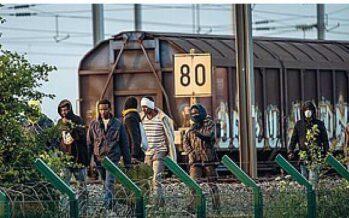 All'assalto dell'Eurotunnel