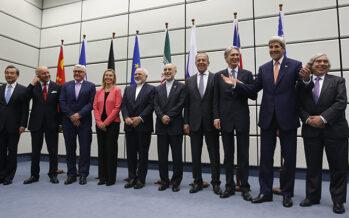 Concluso l'accordo sul nucleare con l'Iran