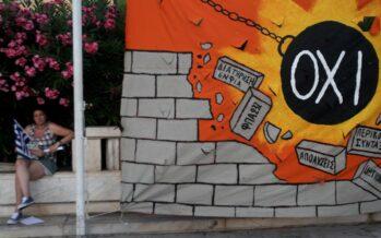 Grecia, uno stress test, contro la democrazia ela legittimità della sinistra