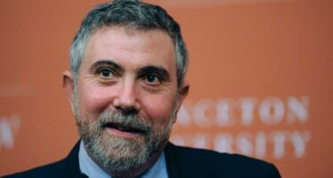 Quando Krugman iniziò aparlare di «mezzogiornificazione» d'Europa