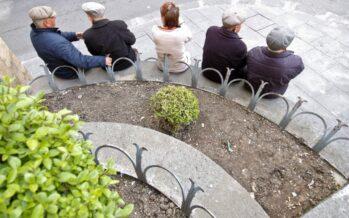 Il sorpasso degli anziani.Shock demografico e previdenza