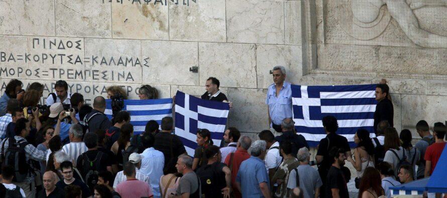 Tsipras: «Non me ne vado eresisto»