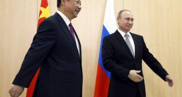 L'asse Mosca-Pechino alla «prova greca»