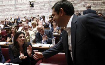 Atene, «liberalizzazioni» all'italiana