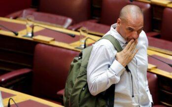 """Varoufakis: """"La Primavera di Atene ha messo a nudo la tirannia dell'Unione"""""""