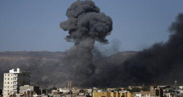 In Yemen Riyadh prima massacra, poi cessa ilfuoco