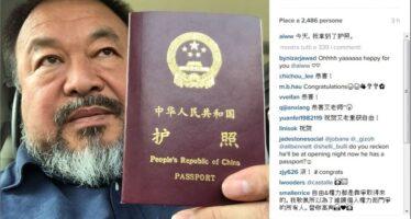 """Ai Weiwei: """"Sono un pericolo per il regime di Pechino E se la Cina non cambia finirà per crollare"""""""