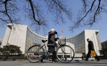 Pechino taglia itassi, le Borse si riprendono