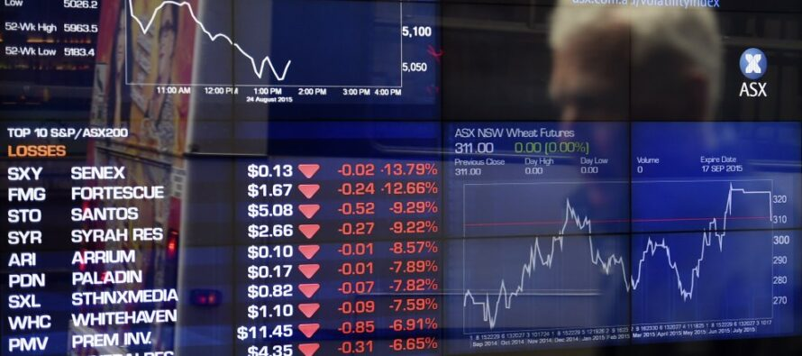 Tsunami finanziario Borse in picchiata dall'Asia agli Stati Uniti in Europa perdite del 6%