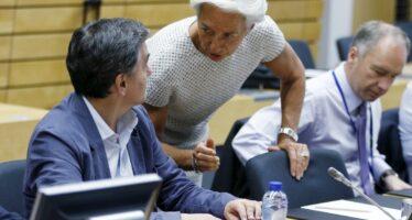Fmi ambiguo sulla Grecia: «Per gli aiuti sivedrà»