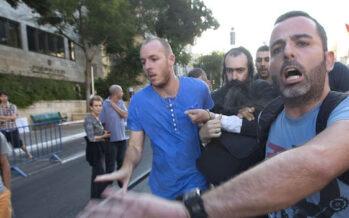 L'aggressione al Gay Pride di Gerusalemme