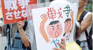Nagasaki, superstiti contro Abe «No a un Giappone militarista»
