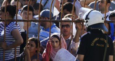 Kos, migranti abbandonati. «Preoccupati» Msf el'Unhcr