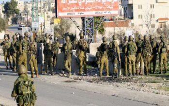 Centinaia gli insediamenti in Cisgiordania, Palestina addio