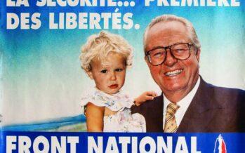 Tramonto sui Le Pen