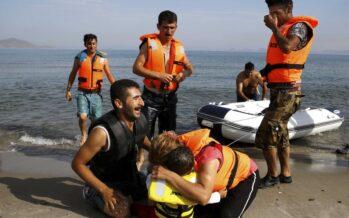 A Lesbo la profezia dei migranti