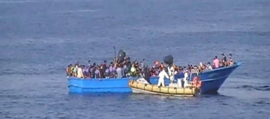"""""""Arrivano i soldi Ue per i profughi ma dopo averli salvati fate di più"""""""
