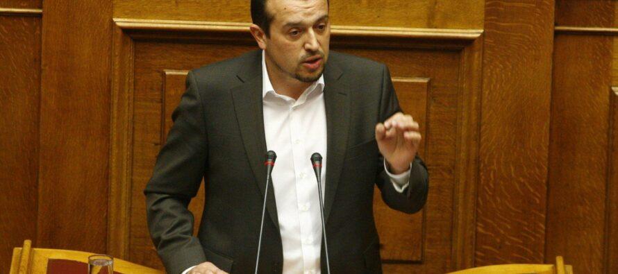 Il braccio destro di Tsipras: «Redistribuiremo il reddito»