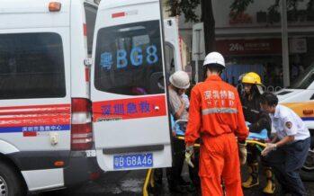 Il rogo che fa paura a Pechino tra gas tossici e censura di Stato