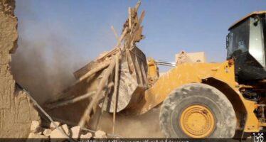 """Distrutto un monastero l'ultimo sfregio dell'Is """"Usano armi chimiche"""""""