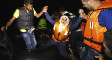 Dalla Siria ad Atene, l'ultima fuga disperata