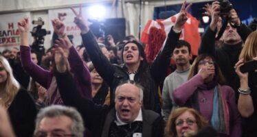 """Dall'esplosione di Syriza nasce Unità Popolare """"Pronti a lasciare l'euro"""""""