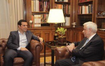 Tsipras: «Realisti erivoluzionari»