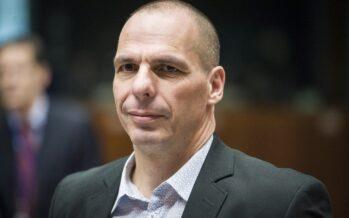 """Varoufakis: """"La mia battaglia parte dal basso cambiamo le regole per salvare l'Europa"""""""
