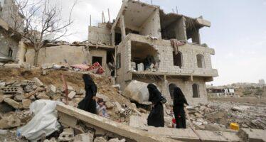 I bambini yemeniti stanno morendo difame