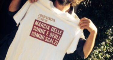"""La """" Marcia """" dilaga da Venezia atutta Italia"""