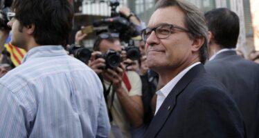Mas a processo, l'ira della Catalogna