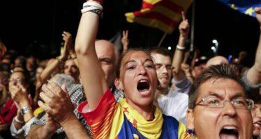 Catalogna. Terremoto per l'Europa