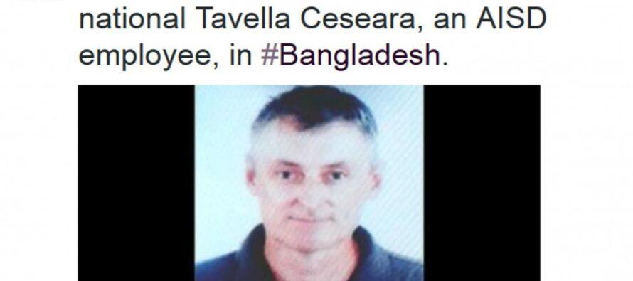Bangladesh,ucciso un italiano Lo Stato islamico rivendica sul web