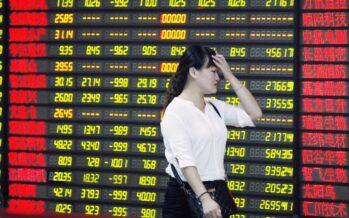 I capitali fuggono da Pechino e l'Europa torna anello debole