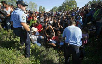 Zagabria: «Stop agli arrivi»