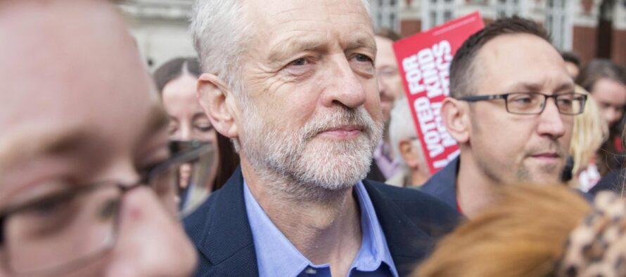 L'«ascetico» Jeremy Corbyn alla guida del Labour party