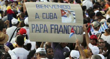 Il Papa e il Líder tra Jorge e Fidel l'abbraccio di due rivoluzioni