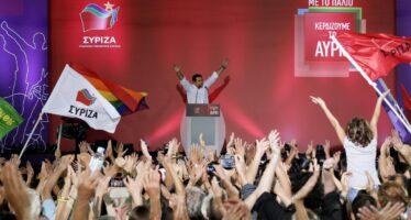 Tsipras, dopo la vittoria prove di dialogo con il «nuovo» Pasok