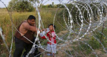 Nell'Ungheria del Muro di Orbán arresti e soldati contro i profughi