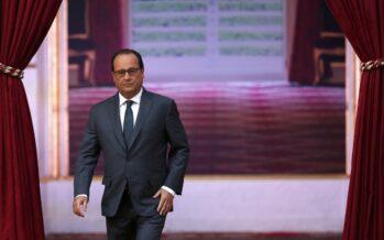 """""""Siamo in guerra l'Europa aiuti la Francia"""" il Patriot Act di Hollande per sfidare il Terrore"""