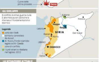 Russia,Usa ed Europa prove di guerra per strappare la Siria allo Stato islamico