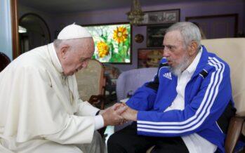Bergoglio eCastro, quei rivoluzionari prodotti dai gesuiti