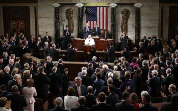 """""""No alla pena di morte e al commercio di armi"""" Il Papa """"progressista"""" ammonisce il Congresso"""