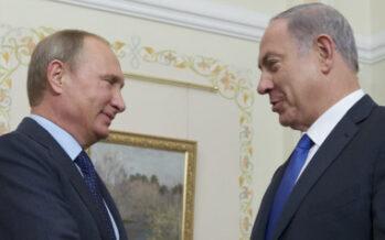 Guerra in Siria, la Russia è venuta a patti con due diavoli, Netanyahu ed Erdogan