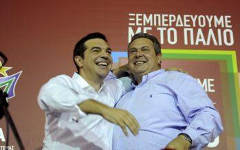 """""""Siamo duri a morire"""" Tsipras batte la destra Astensione da record ma Syriza governerà"""