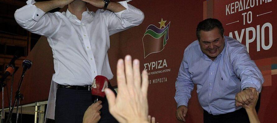 Alexis,la prova del fuoco ora 127 misure d'austerità da far digerire al paese